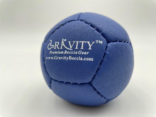 Blue Boccia Ball 1