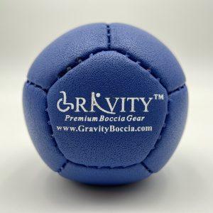 Blue Boccia Ball