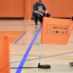 Boccia Court Quick Court Flag 1